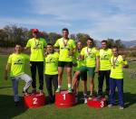 Първия национален индивидуален турнир по пожароприложни спортове за купата Севт III