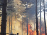 Областна администрация работна среща за пожароопасния сезон