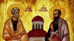 Празнуваме паметта на светите първовърховни апостоли Петър и Павел