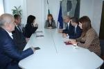 Областна Администрация се срещна с депутати